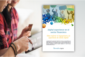 Digital Customer Experience en servicios financieros