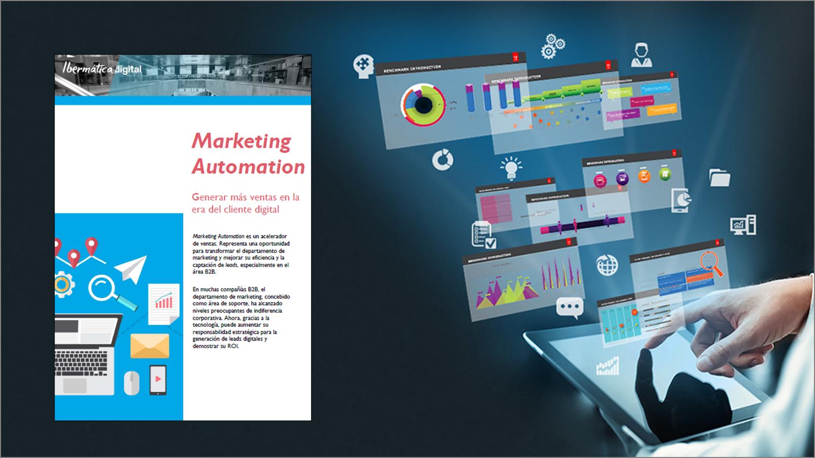 Imagen de la publicación Marketing Automation: Generar más ventas en la...