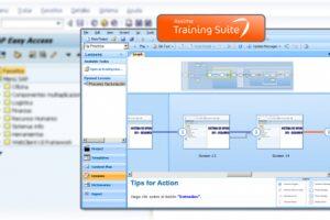 Elearning sobre clonación de aplicaciones con Assima Training