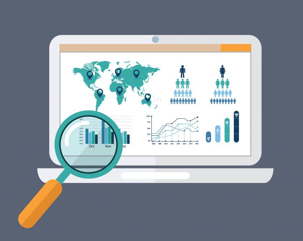 Infografía visualización de datos