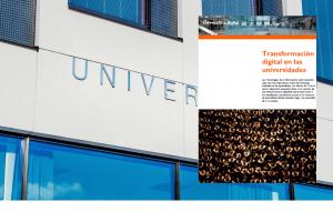 Transformación digital en las universidades