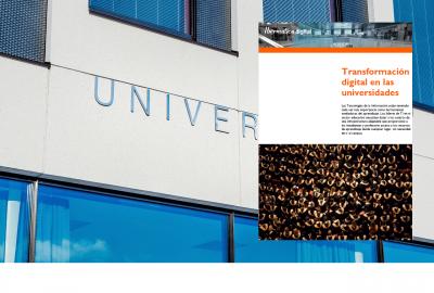 Imagen de la publicación Transformación digital en las universidades