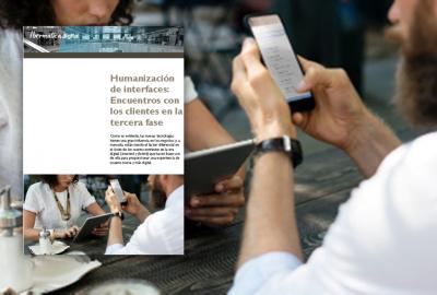 Imagen de la publicación Humanización de la relación digital banca cliente