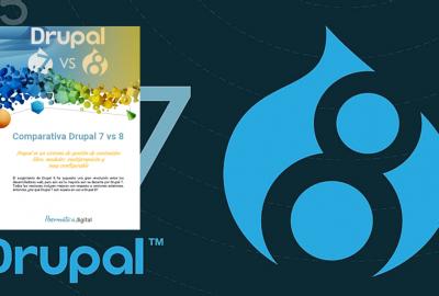 Imagen de la publicación Drupal 8: CMS y experiencia usuario de última ...