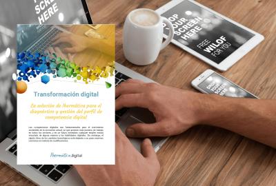 Imagen de la publicación Diagnóstico y gestión de competencias digitales