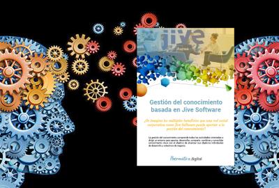 Imagen de la publicación Gestión del conocimiento basada en Jive Software