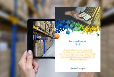 Imagen de la publicación Personalización de la experiencia en marketing...