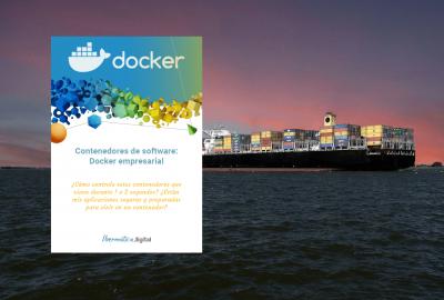 Imagen de la publicación Contenedores de software: Docker empresarial