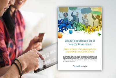 Imagen de la publicación Digital Customer Experience en servicios finan...