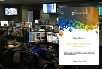 Imagen de la publicación Dynatrace: La monitorización redefinida con IA...