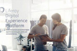 Más potencia para las platafomas de experiencia digital (DXP) con Liferay