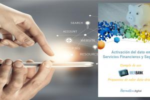 Activación del dato en Servicios Financieros y Seguros