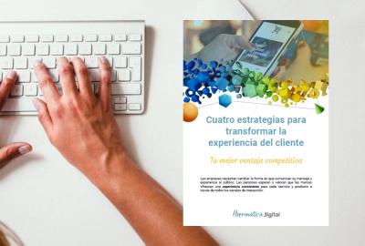 Imagen de la publicación Cuatro estrategias para  transformar la  exper...
