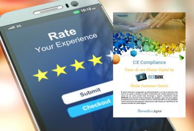 Imagen de la publicación CX Compliance, casos de uso cliente digital Ib...