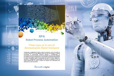 Imagen de la publicación RPA Robot Process Automation