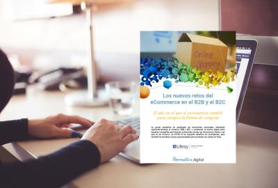 Imagen de la publicación Los nuevos retos del eCommerce en el B2B y el B2C