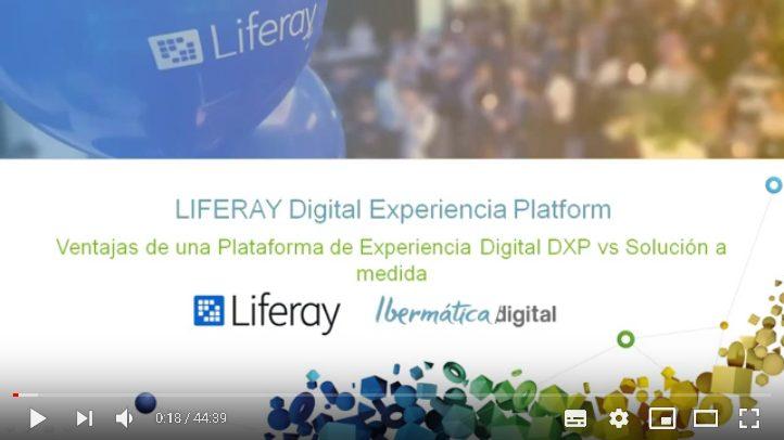 webinar liferay dxp