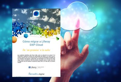 Imagen de la publicación Guía para migración a Liferay DXP en la nube