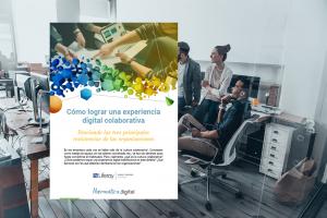Cómo lograr una experiencia digital colaborativa