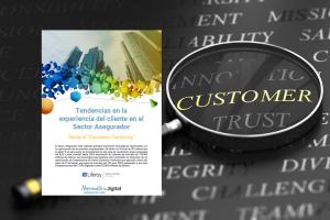 Tendencias en la experiencia del cliente en el sector asegurador