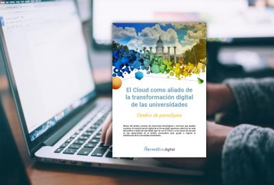 Imagen de la publicación El Cloud como aliado de la transformación digi...
